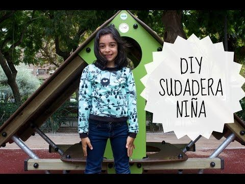DIY – Sudadero niño/niña – DIY with Manneken
