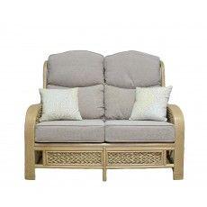 Daro Upton Natural 2 Seater Sofa Fabric A