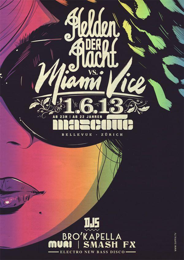 creative, design, poster, inspiration, concert, gig, beautiful ...