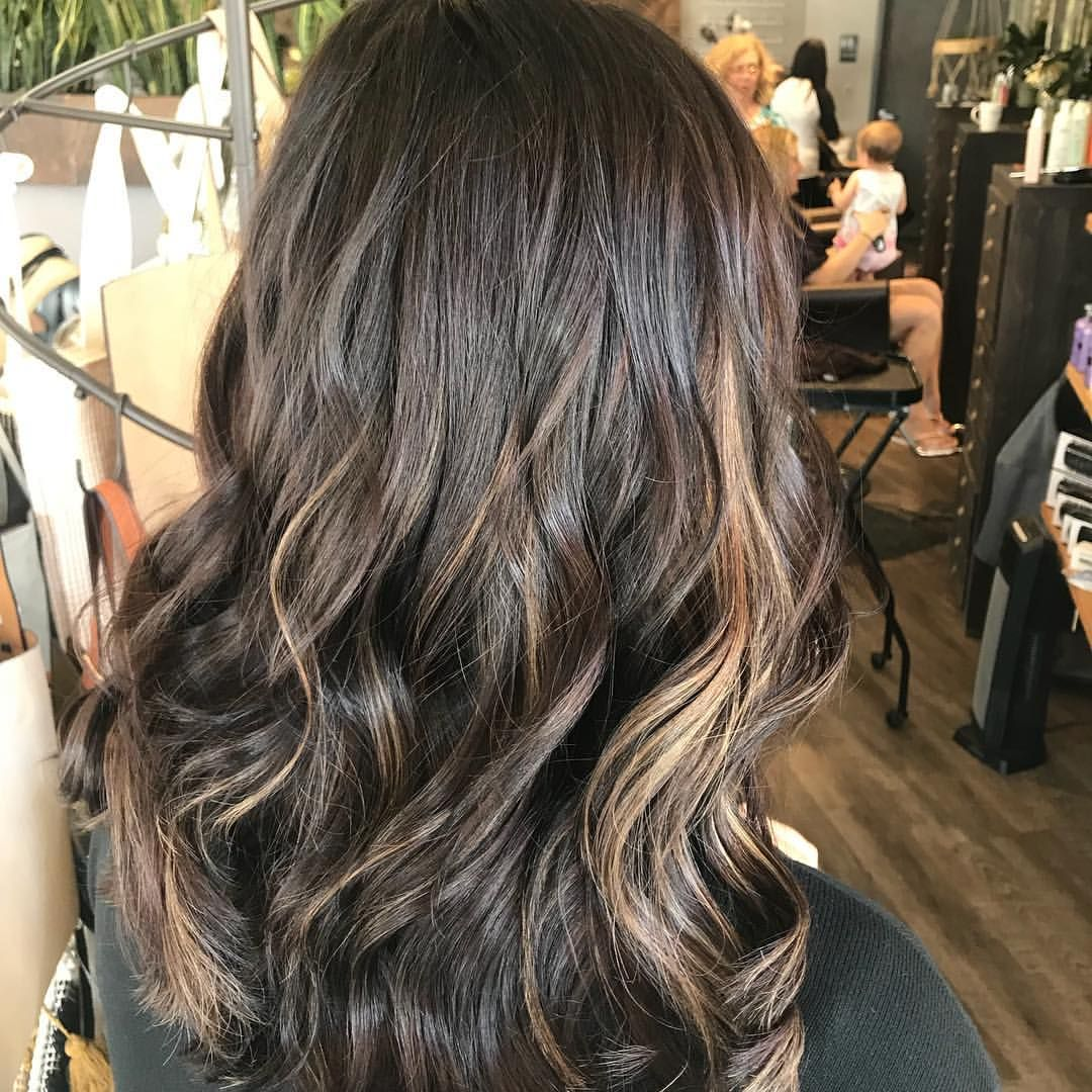 I Love Pop Highlights These Are Placed Under The Top Layer Of Hair