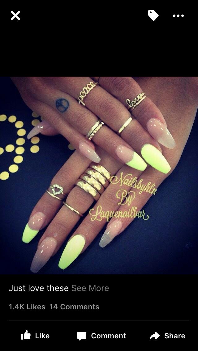 Pin by keyaira hayes on Nail bang | Pinterest | Nail inspo and Manicure