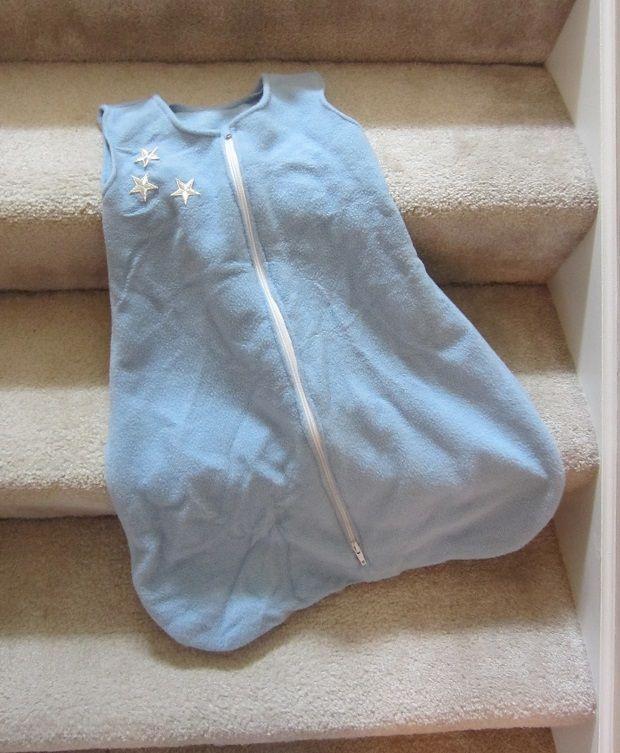 Sewing a sleep sack
