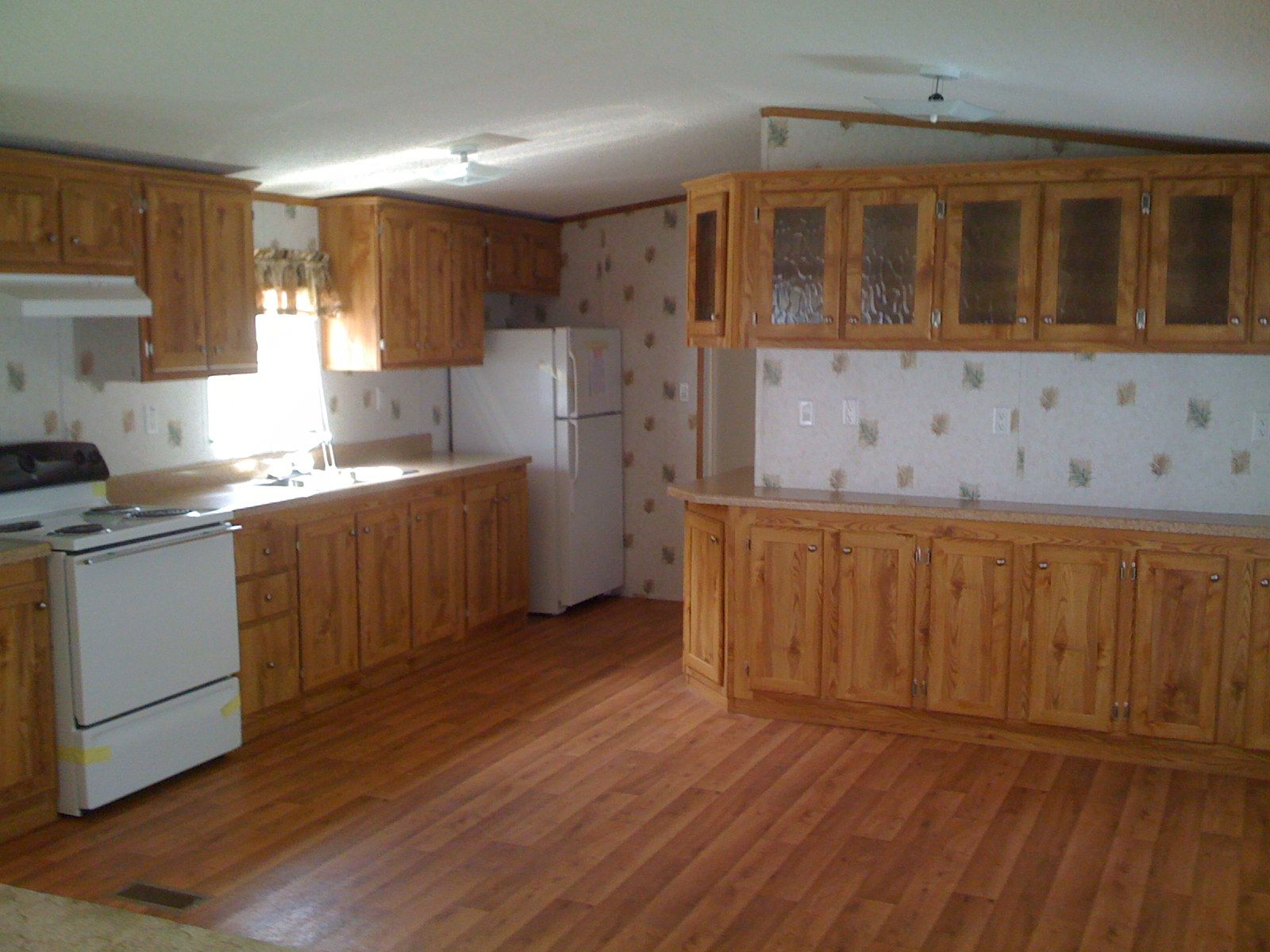 mobile home kitchen | Kitchen Mobile Home | Modular / Mobile Homes ...