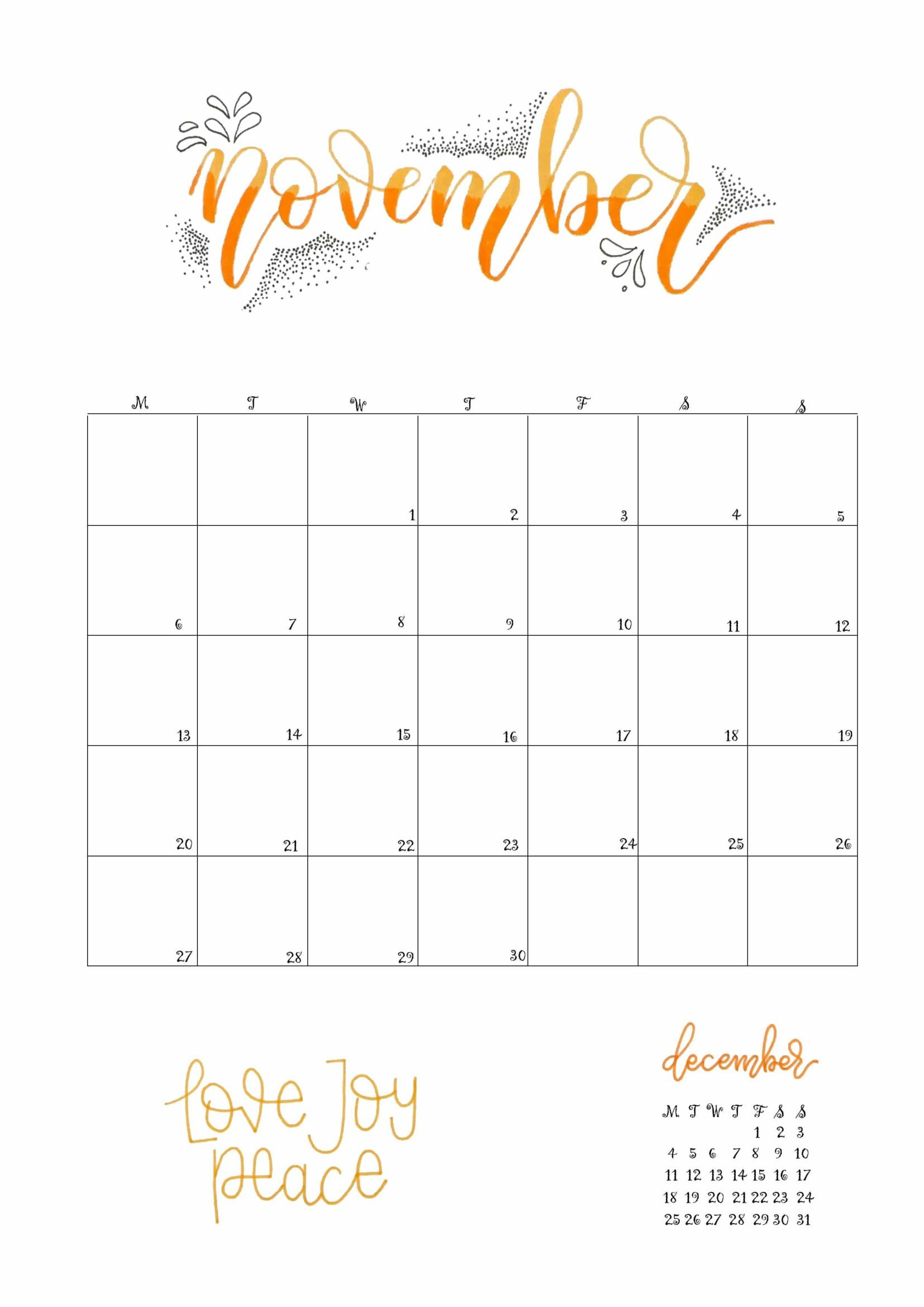 photo relating to Bullet Journal Calendar Printable identified as Pin upon Bullet magazine