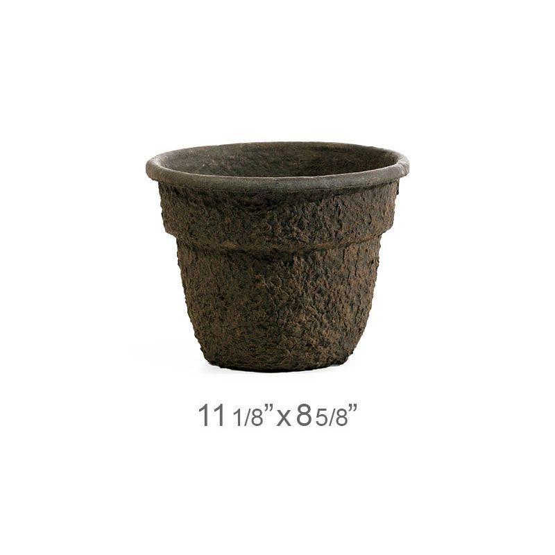 Diy Biodegradable Pots: Western Pulp Garden Bell Planters