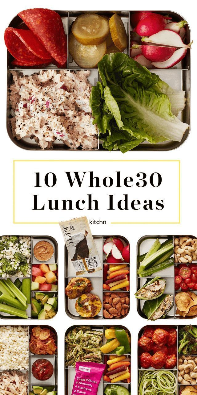 10 Easy Whole30 Lunch Ideas -   18 healthy recipes On The Go clean eating ideas