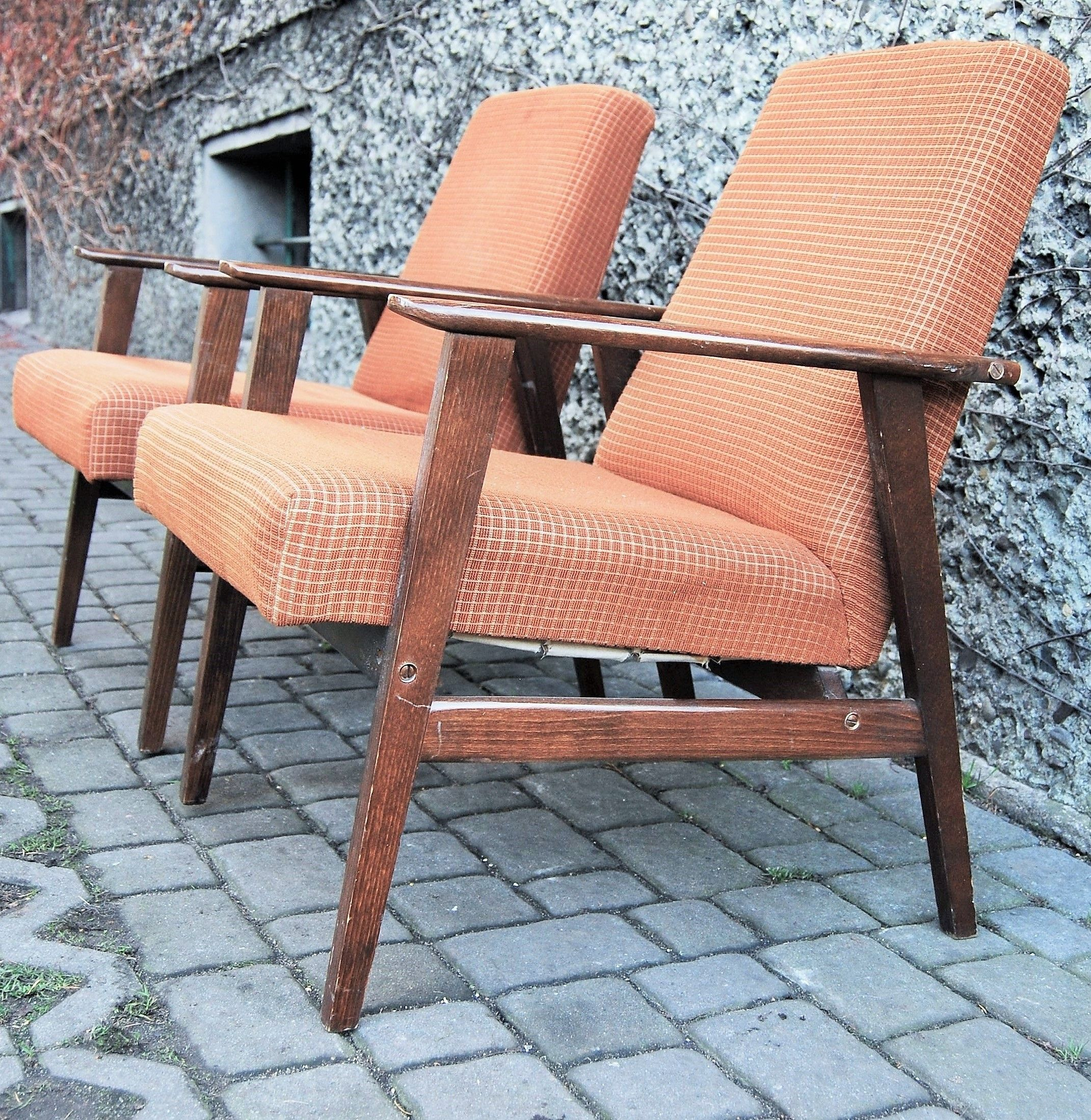 Fotele Z Lat 6070 Prod Starachowickie Przedsiębiorstwo