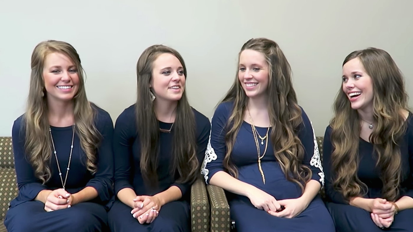 Why The Duggars Don't Wear Pants — The Religious History Refresher You Need #modesty
