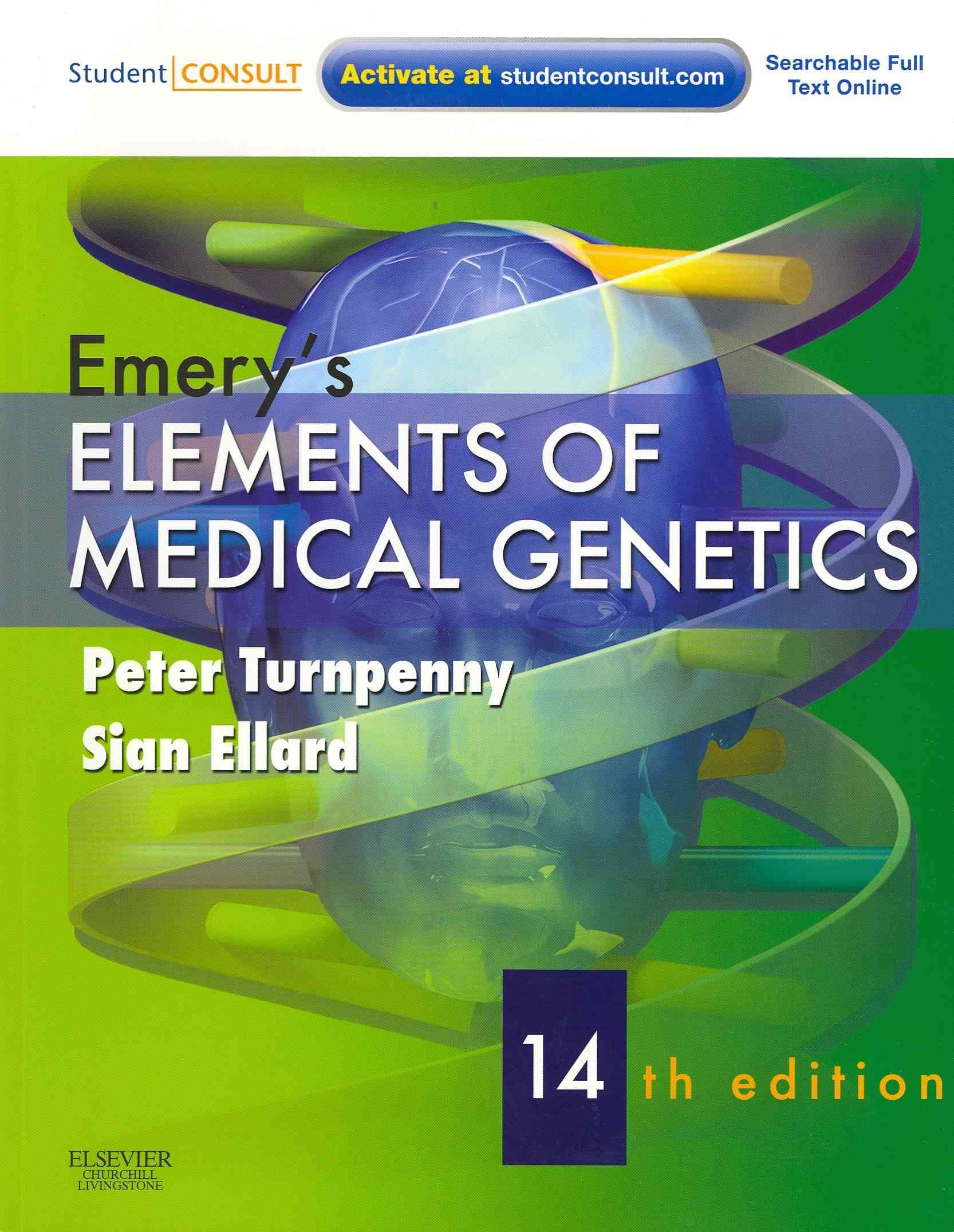 Emerys elements of medical genetics products pinterest emerys elements of medical genetics fandeluxe Images