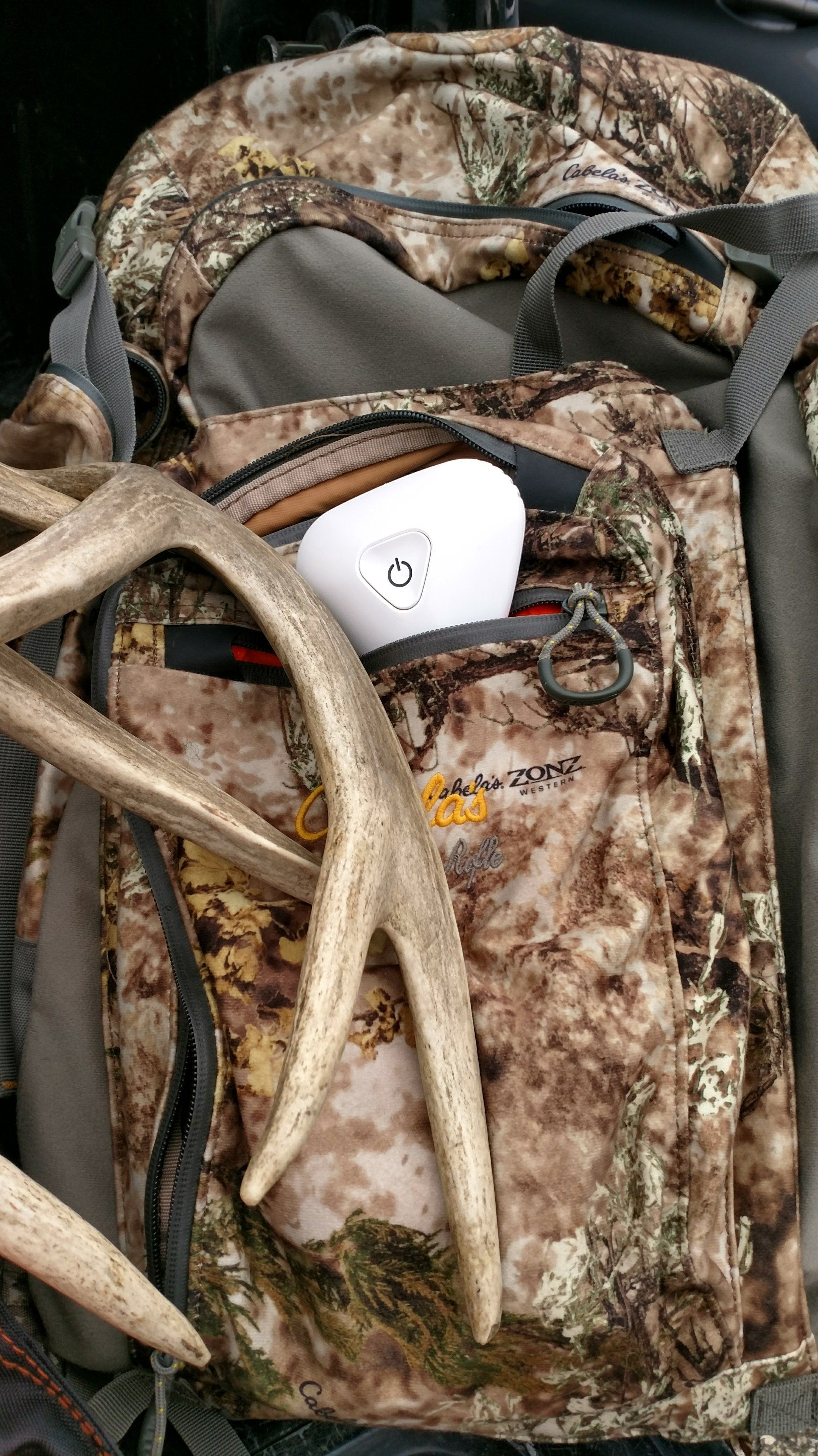 Mobile Ozone Machine Scent Eliminator | Products | Hunting