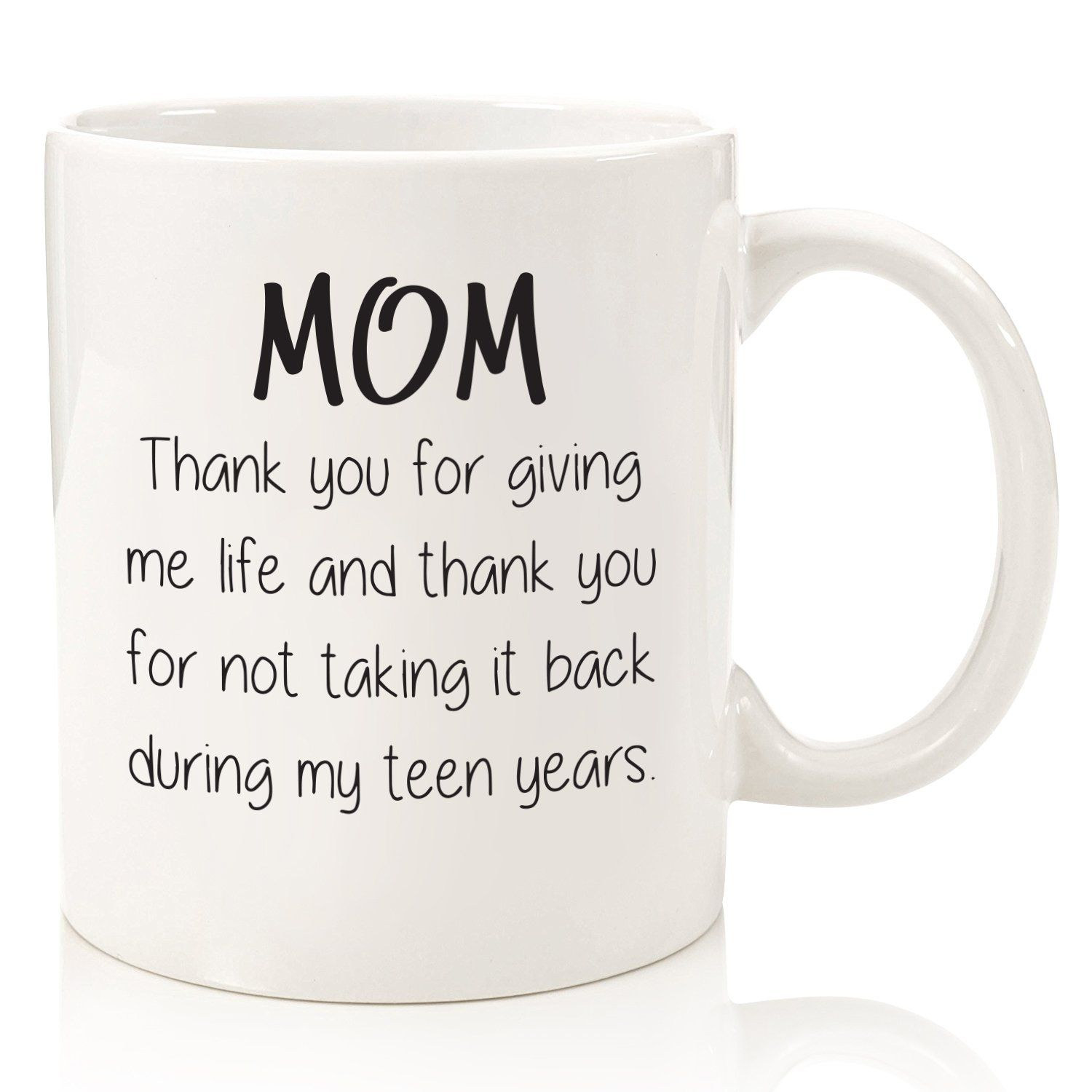 Mom Mug Best Christmas Gifts for Mom, Women Unique