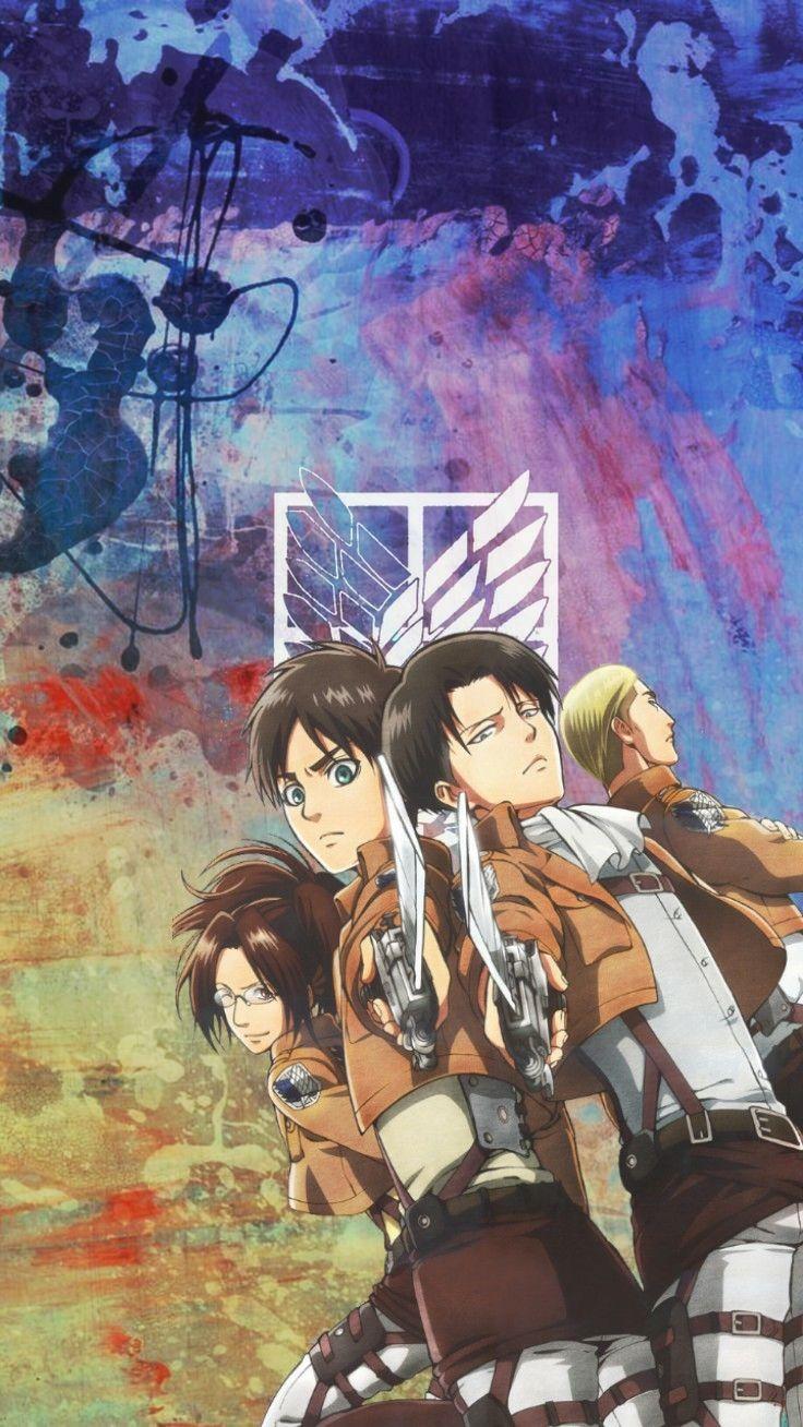 Shingeki No Kyojin Levi Eren Erwin Y Hangi Attack On Titan Anime Attack On Titan Eren Attack On Titan Art