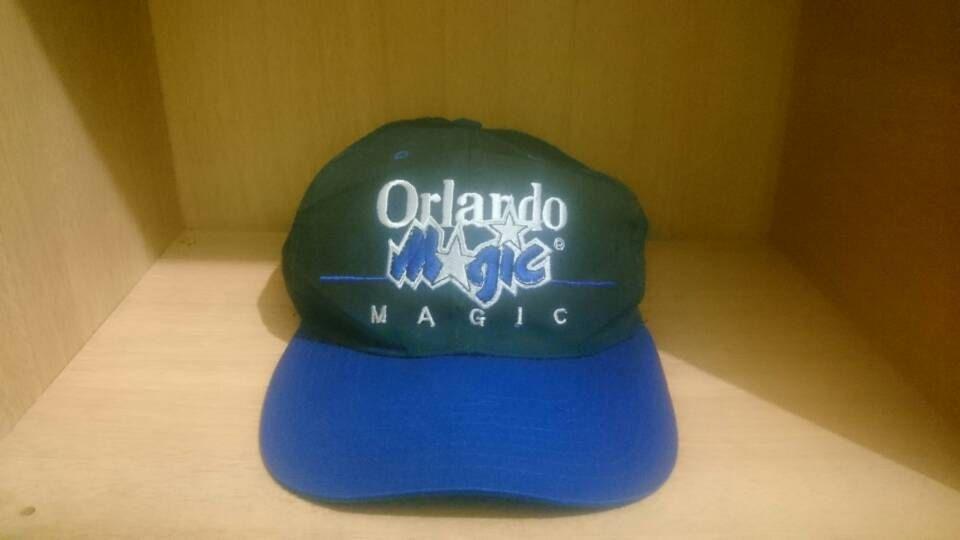 Vtg 90s Orlando #Magic NBA #Johnson Jordan #Snapback Cap, View more