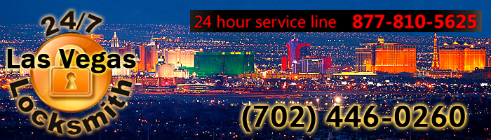 The best locksmith in all of Las Vegas!