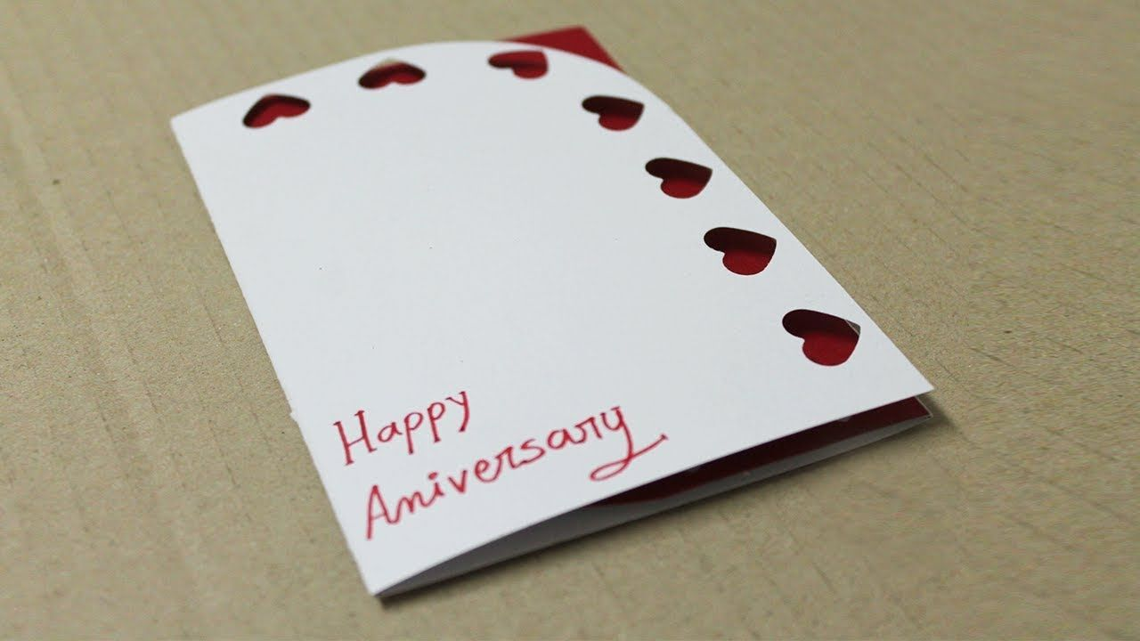 Anniversary Card Drawing Google Search Homemade Anniversary Cards Anniversary Card For Parents Anniversary Cards Handmade