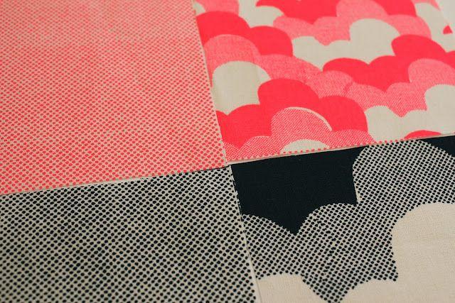 Umbrella Prints fabric, 2011