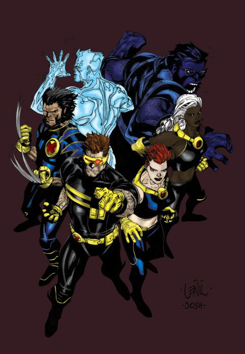 Ultimate X-Men by ~ShadowX5479