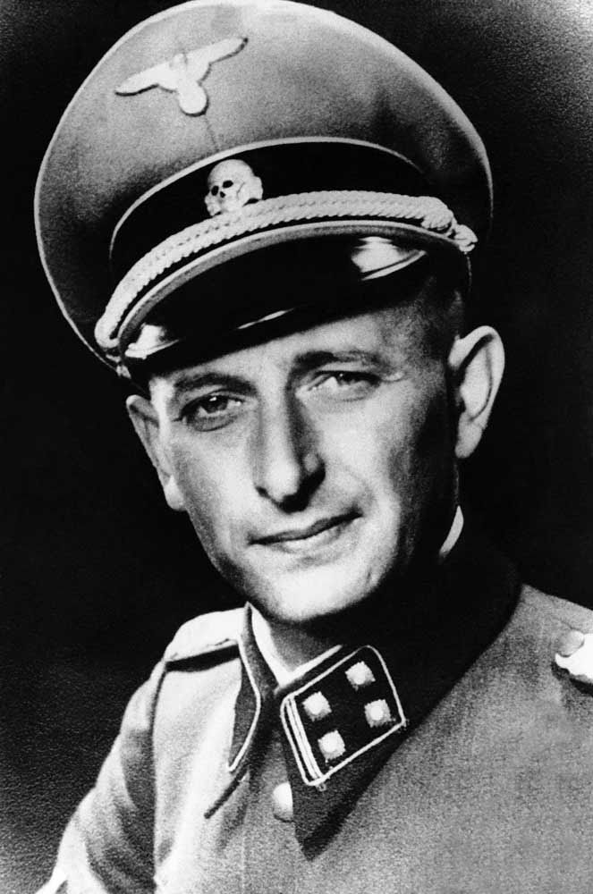 Image result for the capture of fugitive nazi adolf eichmann