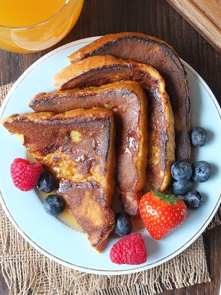 Cinnamon Brioche French Toast Recipe How to make