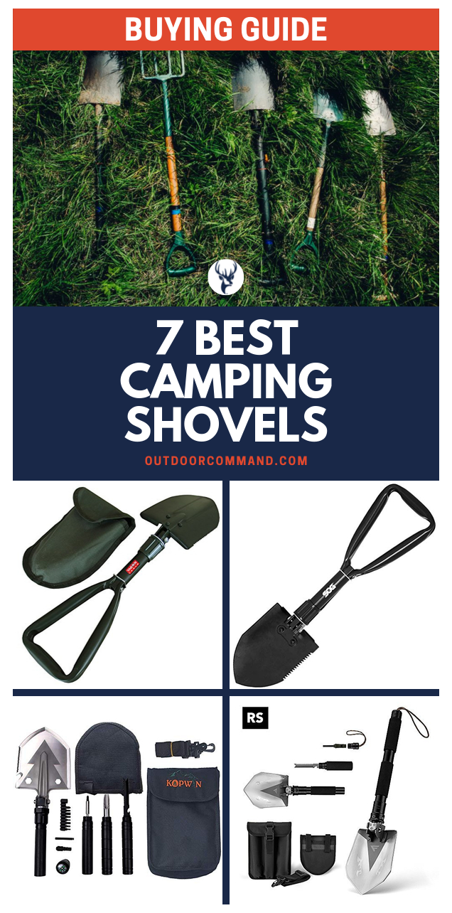 7 Best Camping Shovels Buying Guide Volleyball Camp Essentials With All Of The Camping Shovels Out There It Can Be Hard To Find What Is Best For You Lear 2020