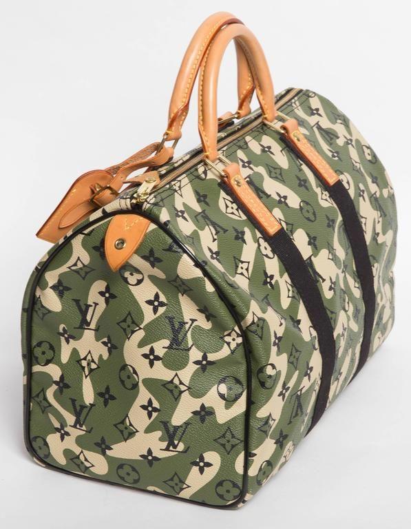 2a31ccc87c38 Louis Vuitton Speedy 35 Camouflage Monogramouflage
