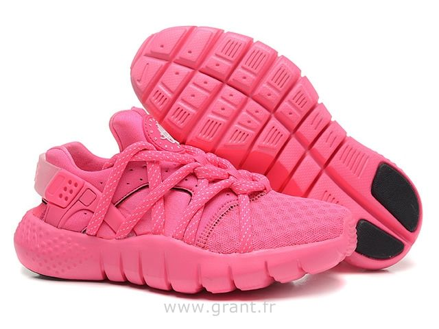 first look 100% authentic look for 2015 Nike Air Huarache NM Fluorescence Rose | Nike Huarache ...