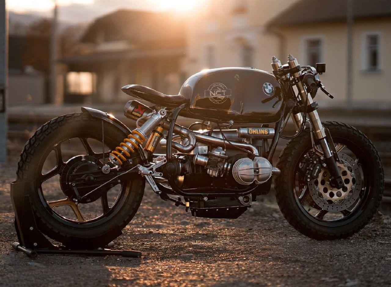 bmw r65 cafe racer foto motorr der bmw motorrad. Black Bedroom Furniture Sets. Home Design Ideas