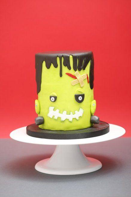 Frankestein Cake by Designacake