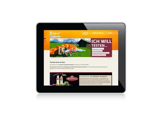 holzweg e-commerce solutions - Kjero das Portal schnelldrehender Konsumgüter #ecommerce #webshop #webdesign