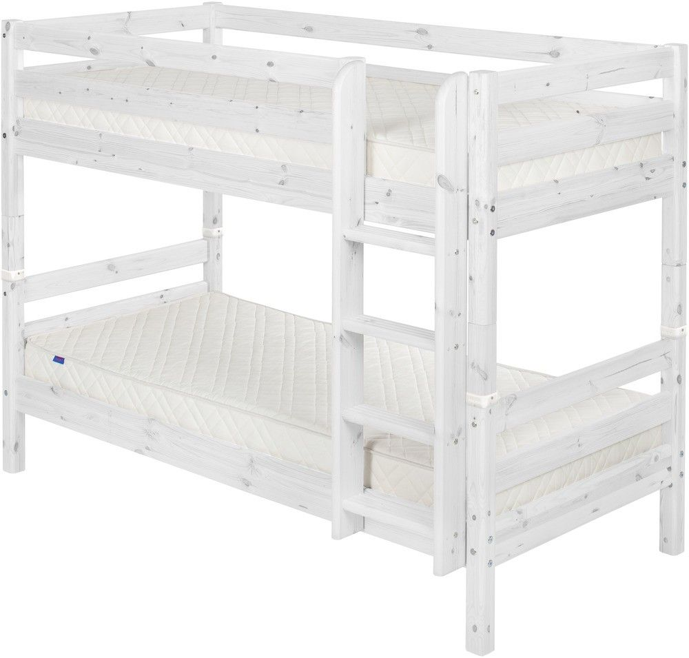 Flexa Bunk Bed Whitewash W L Pinterest Bunk Beds Bed And