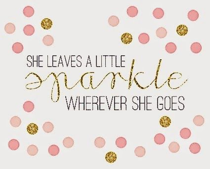 She Leaves A Little Sparkle Wherever She Goes Kate Spade Kate Spade Wallpaper Iphone Wallpaper Kate Spade Sparkle Quotes