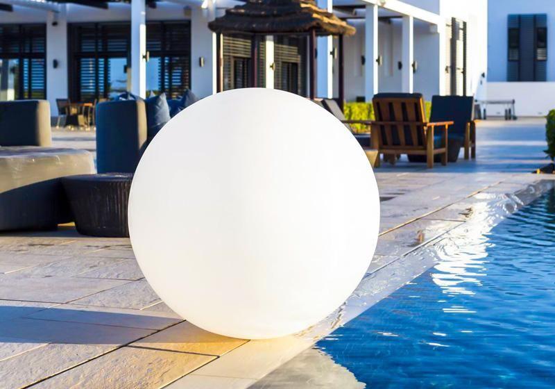 12 Inch Led Ball Light Floating Pool Lights Ball Lights Led