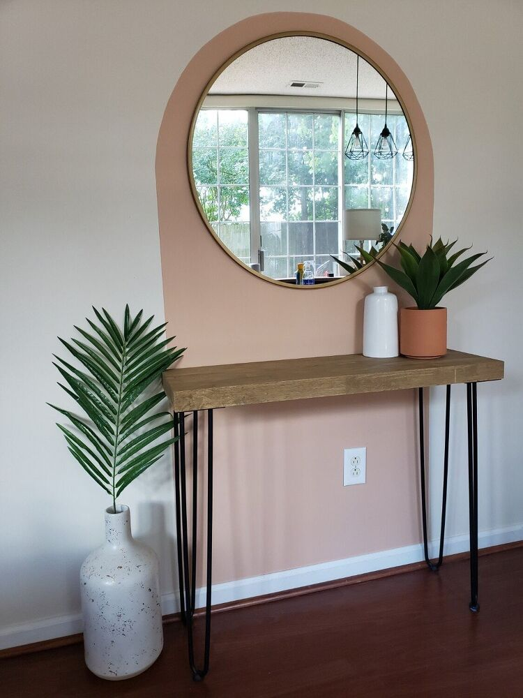 Photo of Cheap and Easy DIY Entryway Decor Idea