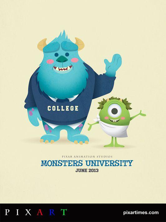 Jerrod Maruyama Monsters Inc Pinterest Monster Disney And