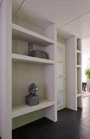 Afbeeldingsresultaat voor inbouwkasten woonkamer | home office ...