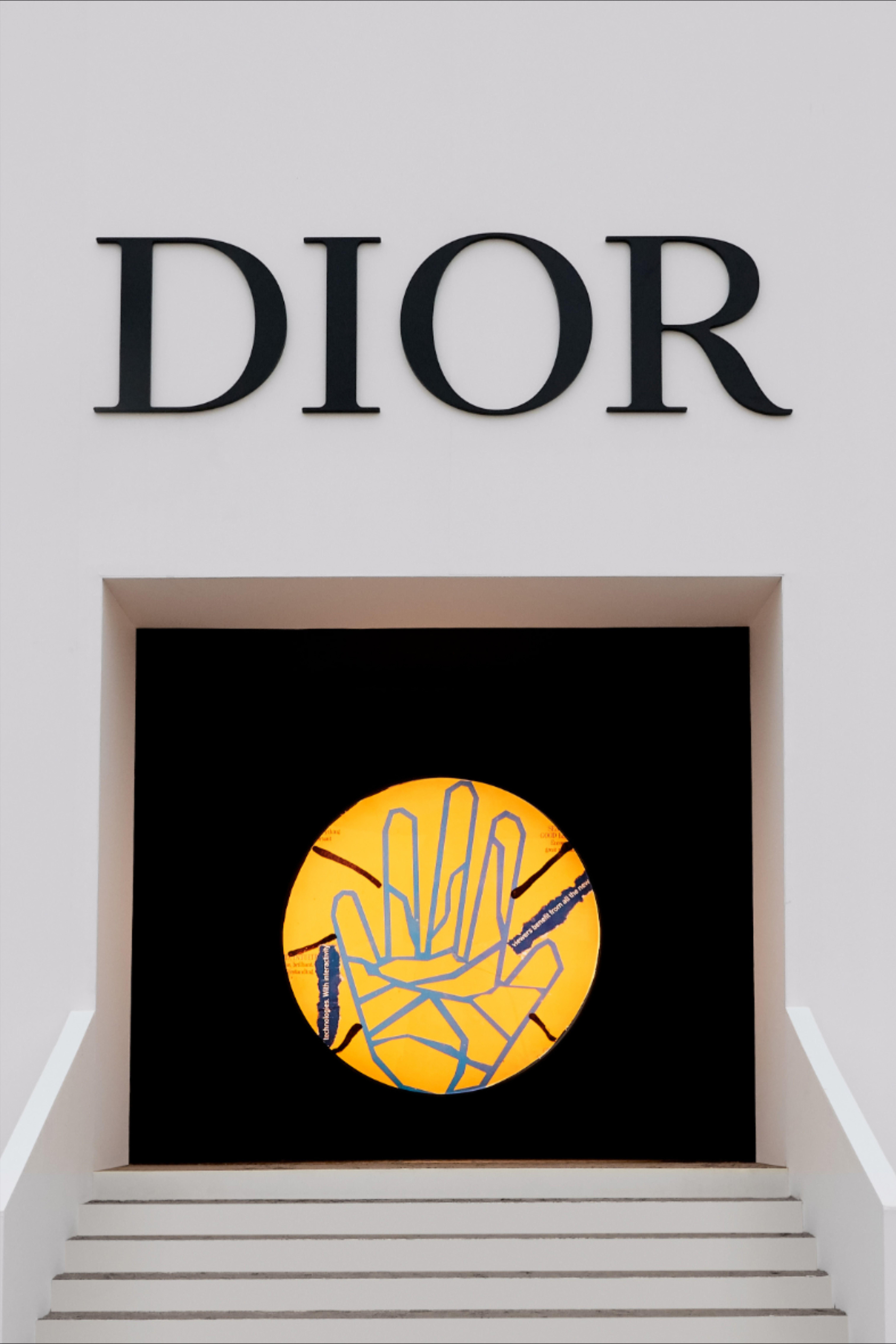 The Scenography Of The Dior Spring Summer 2021 Show En 2020 Fond Ecran Gratuit Paysage Fond D Ecran Telephone Image Fond Ecran
