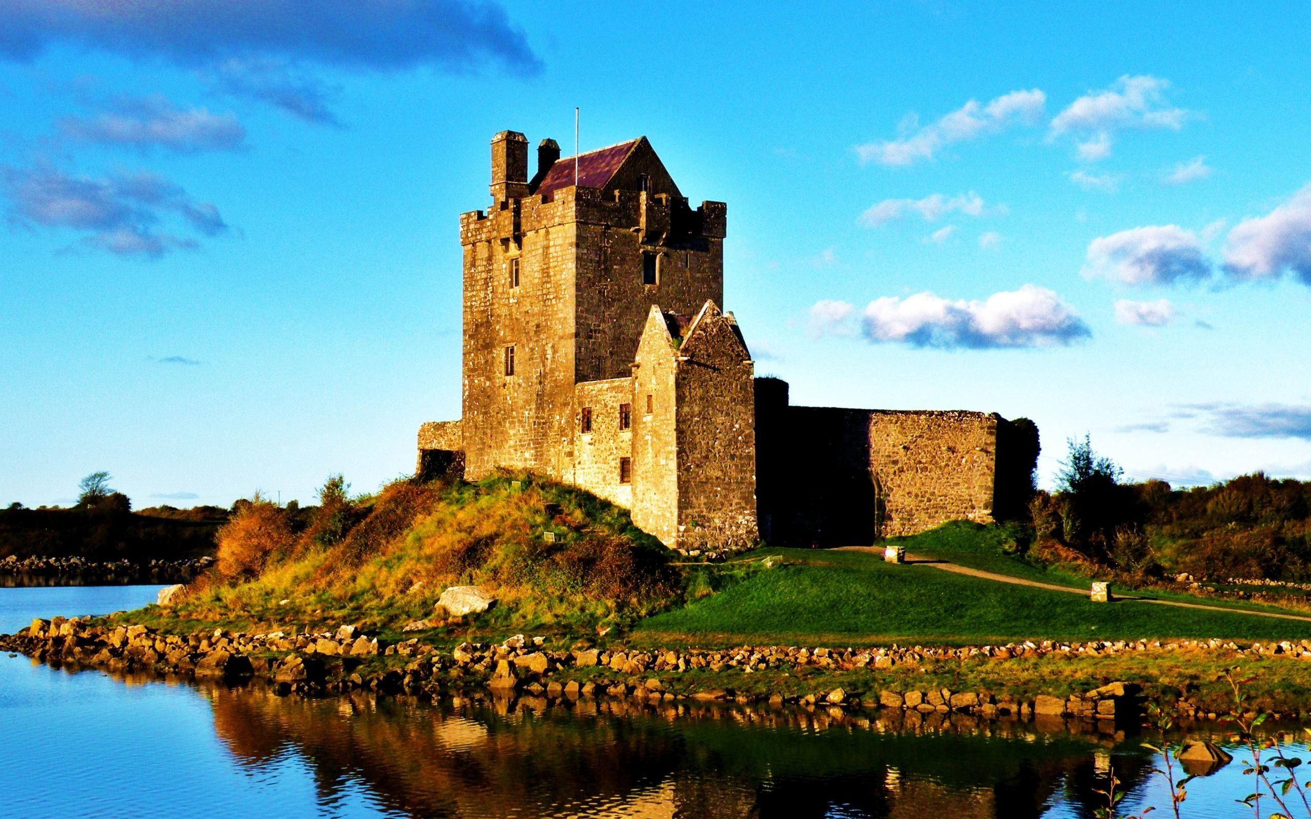 Image Fonds D Cran Irlande Tous Les Wallpapers Irlande Castles In Ireland Scenery Ireland Landscape