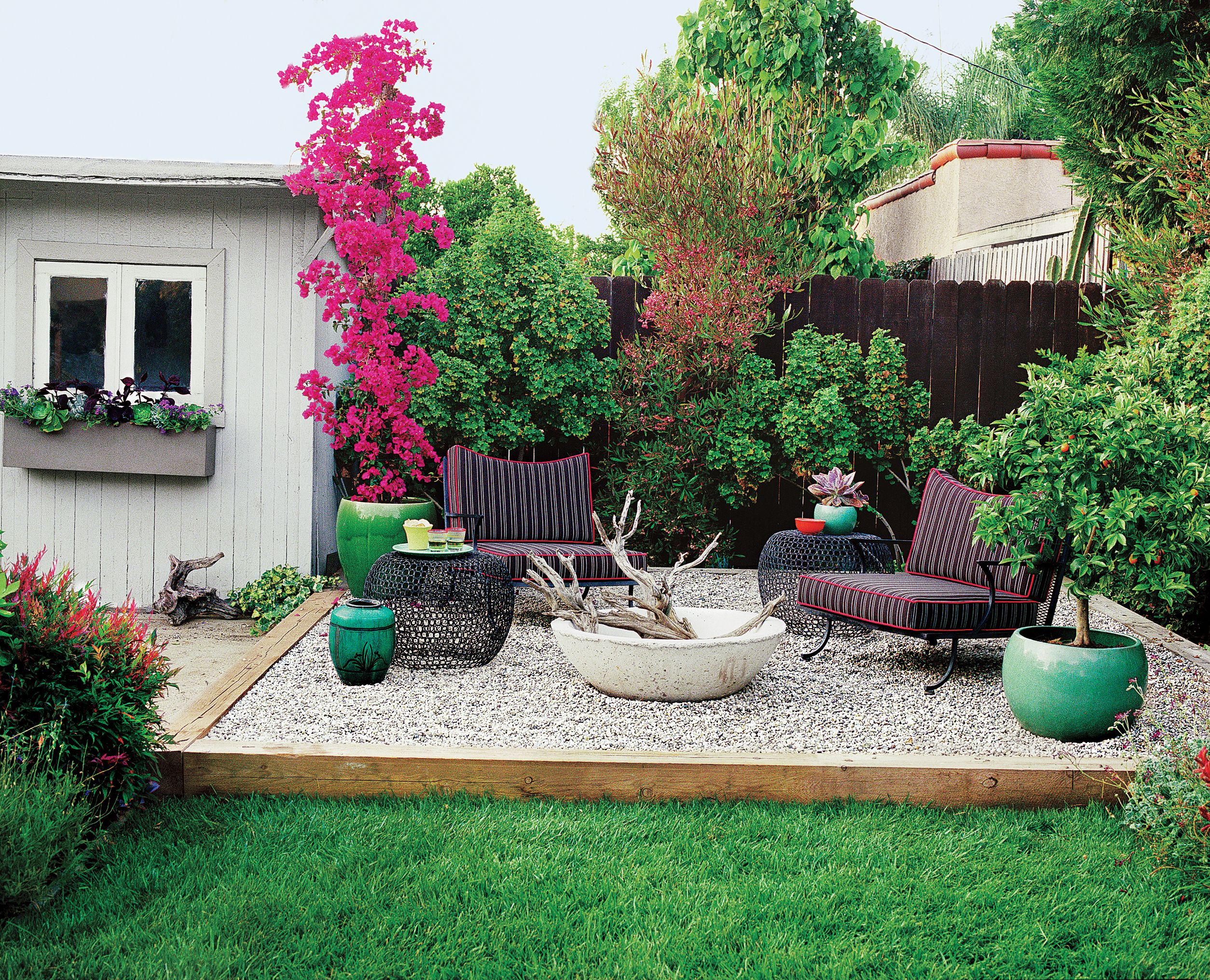 The Experts At This Old House Give Pointers On Picking The Right Surface To Suit Your Patio S Function Its Sur Backyard Makeover Raised Patio Gravel Patio Diy Backyard oasis ideas this old house