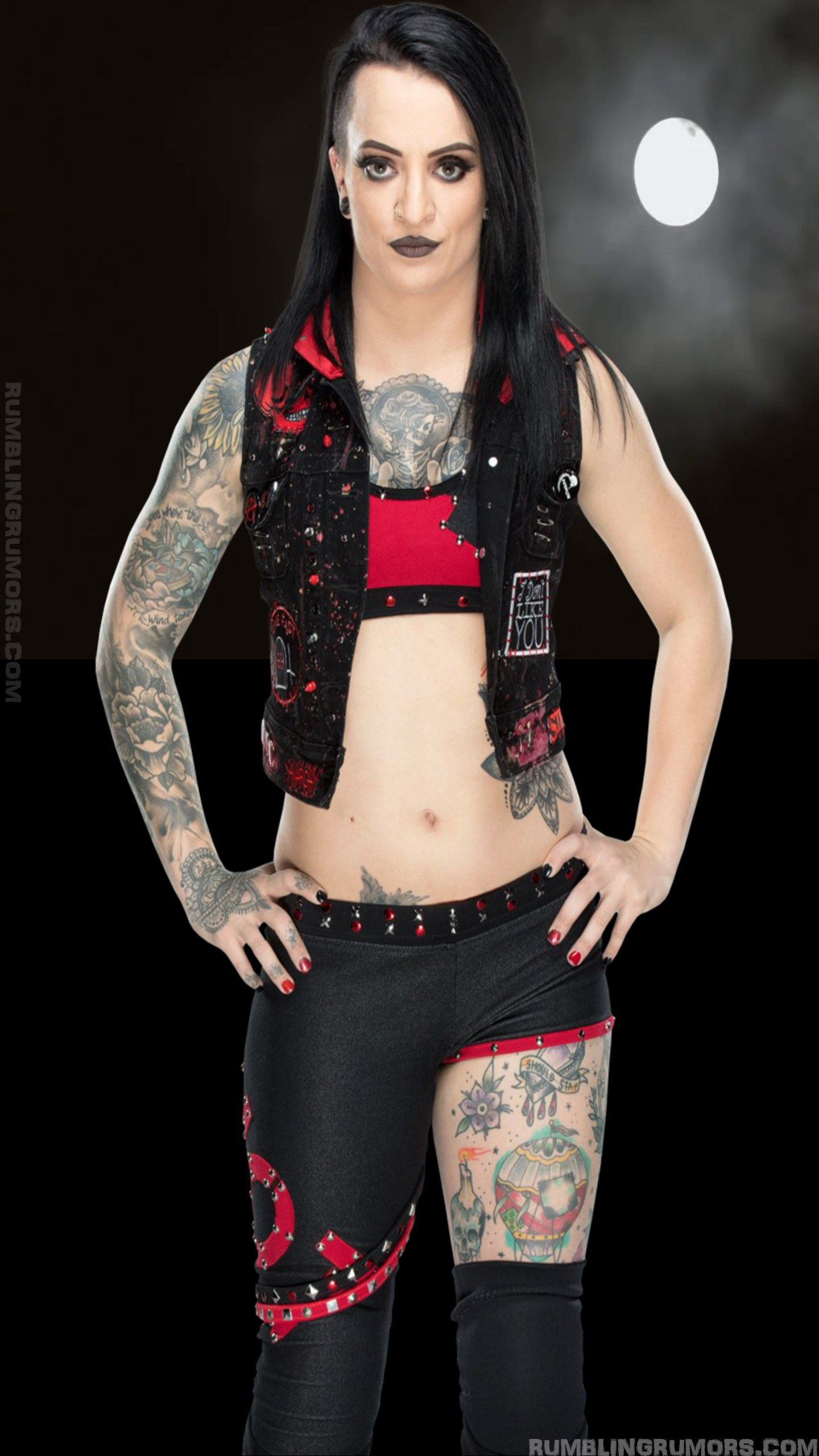 Ruby Riott HD Mobile Wallpaper! - Page 2 of 2 - RumblingRumors | Wwe  womens, Nxt divas, Wwe female wrestlers
