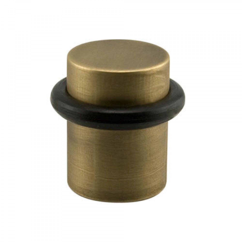Explore Door Stop, Solid Brass, and more! - Solid Brass Contemporary Flat Top Doorstop Hardware - Doorstops