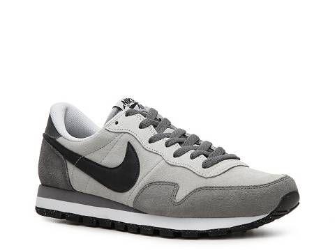 Nike Air Pegasus 83: GreyRedBlack | Sneaker stiefel