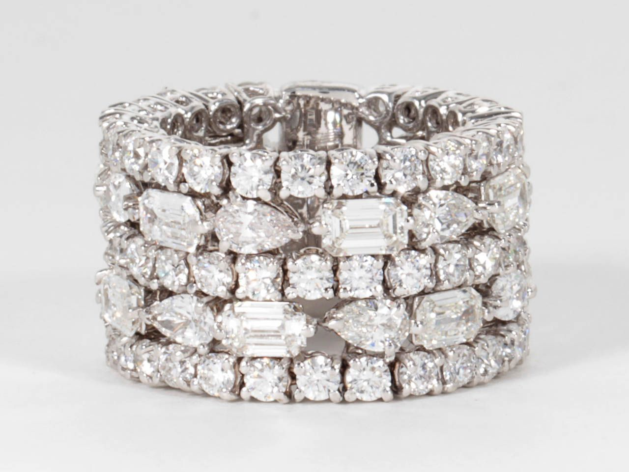 vintage trending blog wedding eternity ritani bands
