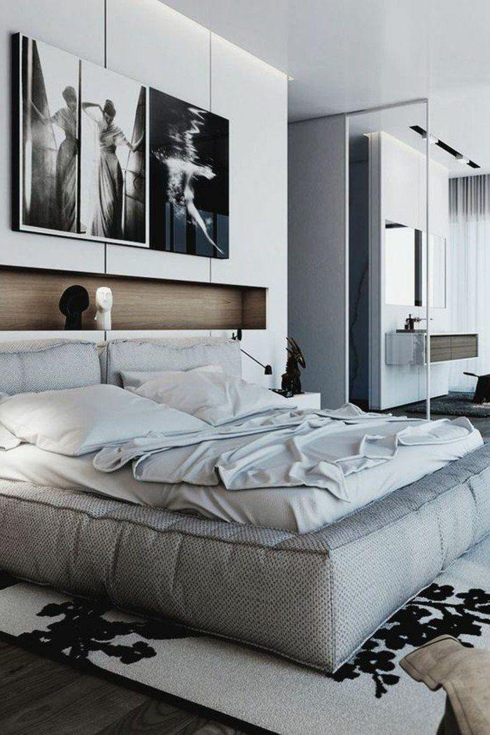 1001 id es comment d corer vos int rieurs avec une niche for Decorer une chambre a coucher