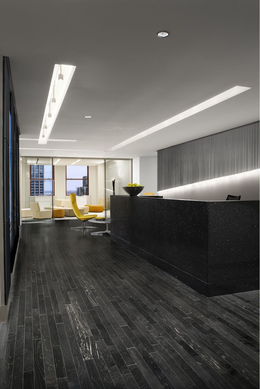 BBG-BBGM Reception Office Design