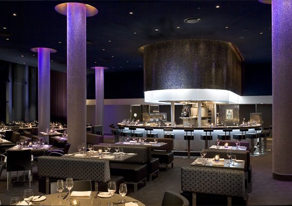Io Led Lighting In Bar And Restaurant At Guthrie Theater Minneapolis Mn