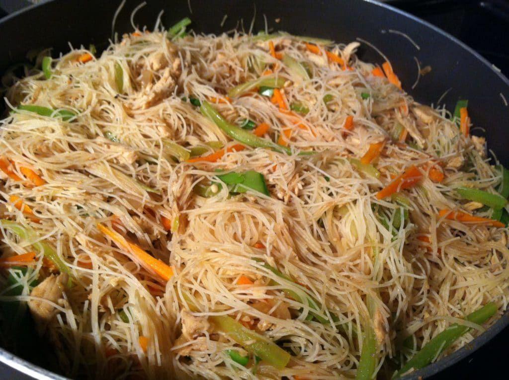 Yummy Filipino Pancit Recipe Pancit Bihon Recipe Pancit Recipe Recipes