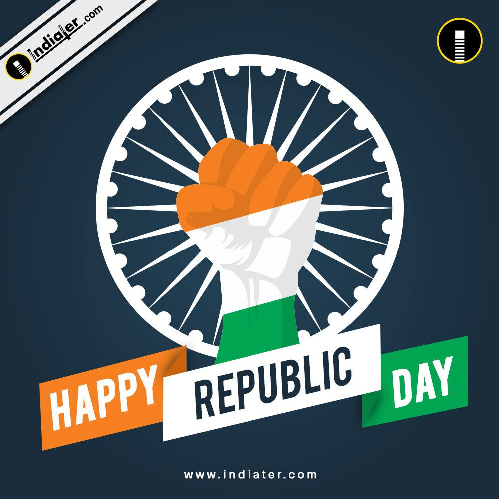 Free Psd 26 January Happy Republic Day Celebration Wallpapers Republic Day Independence Day Images Hd Republic Day India Happy republic day january 26 2021