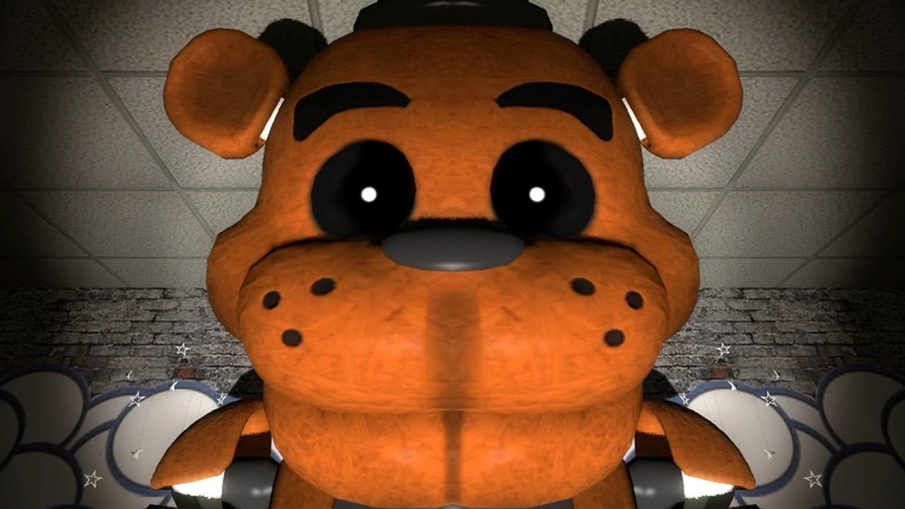 Five Nights at Freddy's GMOD Map<<< check this out, its