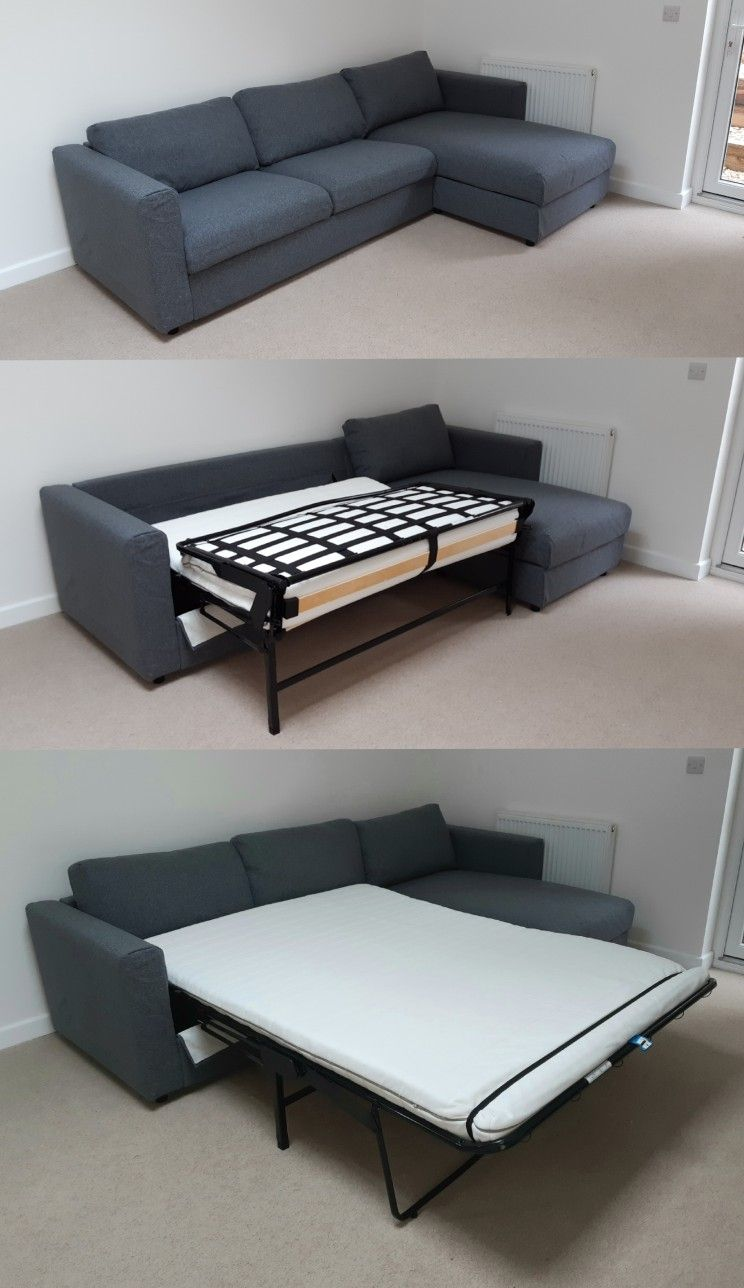 This Multi Configuration Sofa Allows You To Design The Sofa You