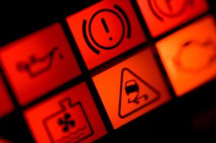 If One Of Your Dashboard Lights Come On Call Us And We Can Help